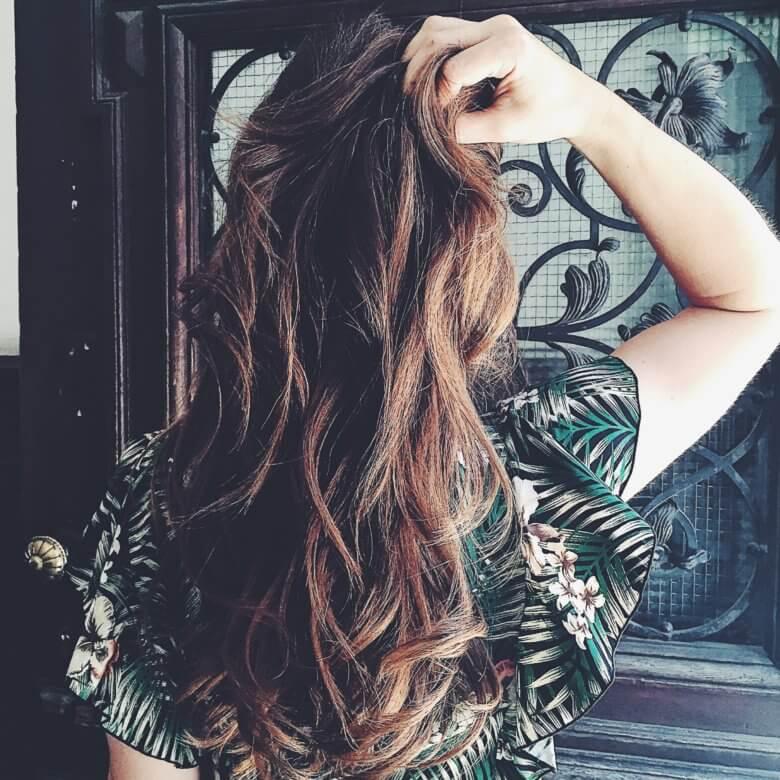 haarwachstum kieselerde volle lange haare