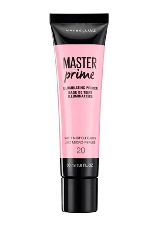 maybelline master prime illuminating primer