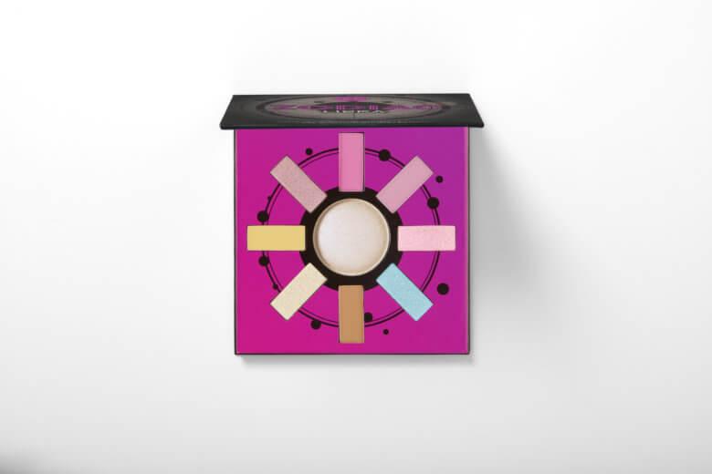mini zodiac waage palette bh cosmetics