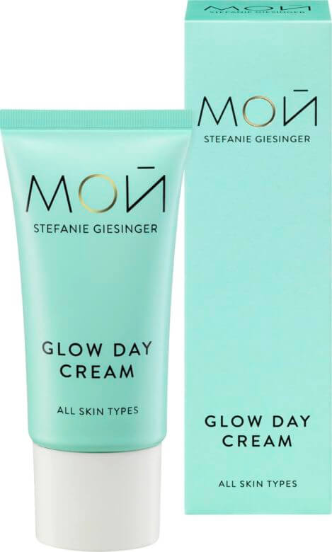 mon glow day cream
