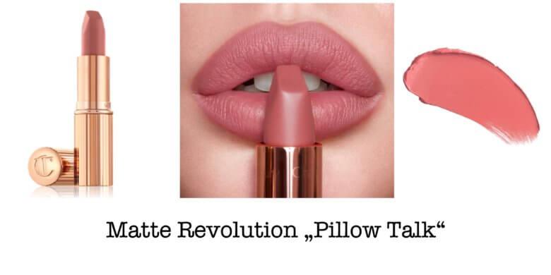 Pillow Talk Lippenstift Charlotte Tilbury Bestseller