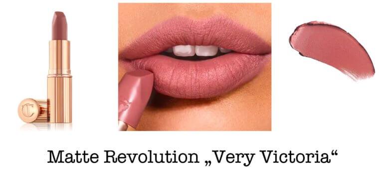 Very Victoria Lippenstift Charlotte Tilbury Bestseller