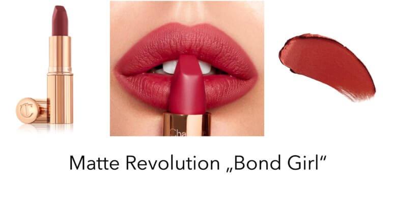 Bond Girl Lippenstift Charlotte Tilbury Bestseller