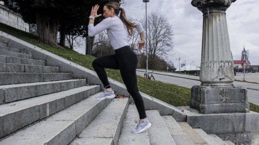 schnell gesünder fitter treppen laufen sprinten